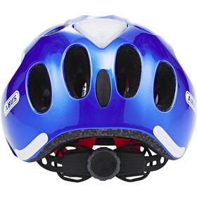 ABUS Youn-I Kask rowerowy Dzieci, sparkling blue